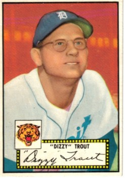 1952 Topps Baseball Vintage Baseball Card Price Guide