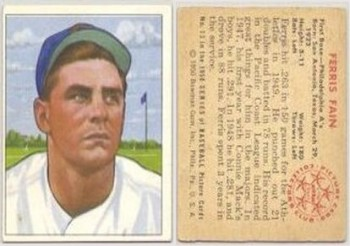 1950 Bowman Baseball Vintage Baseball Card Price Guide